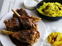 Lamb Shank recipe