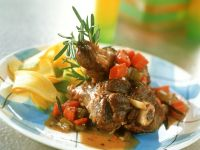 Lamb Shank Casserole recipe