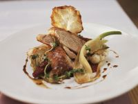 Lamb Shoulder with Fennel recipe