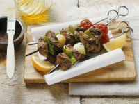 Lamb Skewers recipe