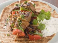 Lamb Souvlaki Skewers recipe