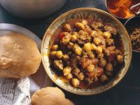 Lamb Stew with Chickpeas recipe