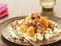 Lamb Stew with Dried Fruit recipe