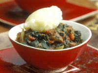 Lamb Stew with Fufu recipe