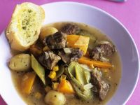 Lamb Stew with Vegetables recipe