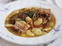 Lamb Stew with White Beans recipe