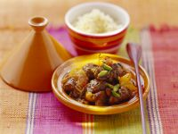 North African Fruity Stew recipe