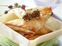 Lamb Triangles recipe