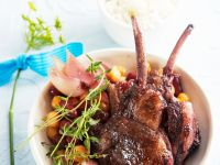 Lamb with Red Wine Vinegar recipe