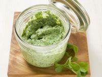 Lamb's Lettuce Pesto recipe