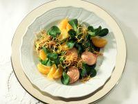Lamb's Lettuce Salad recipe