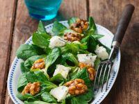 Lamb's Lettuce Salad with Gorgonzola recipe