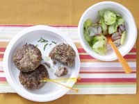 Large Meatballs recipe