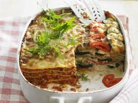 Lasagna with Two Fillings recipe