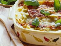 Lasagne recipe