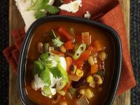 Latin Bean and Broth Stew recipe