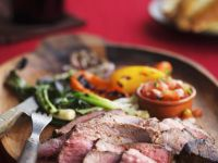 Latin-style Marinated Steak recipe