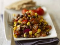 Latin-style Mixed Beans recipe
