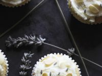 Lavender Flower Cakes recipe