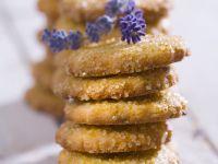 Lavender Sugar Cookies recipe