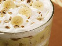 Banana and Hazelnut Trifle recipe