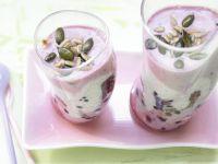 Layered Berry Yogurt Parfait recipe