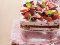 Strawberry Trifle Dessert recipe