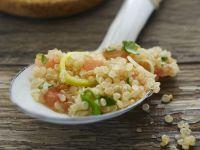 Lebanese Quinoa Tabbouleh Salad recipe