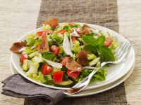 Lebanese Salad recipe
