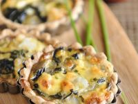 Green Leaf Quiches recipe