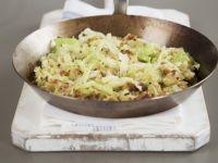 Leftover Vegetable Skillet recipe
