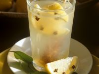 Lemon and Clove Hot Toddy recipe