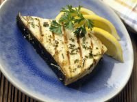 Lemon and Rosemary with Halibut recipe
