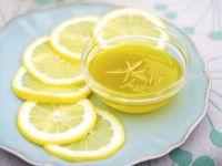 Lemon-Balsamic Dressing recipe