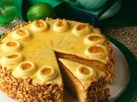 Lemon Buttercream Torte recipe