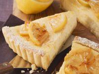 Lemon Cheesecake Tart recipe