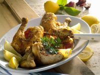 Roast Citrus Chicken Pieces recipe