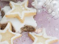 Lemon Cookie Stars recipe