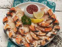 Lemon Crab Claws recipe