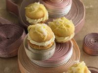 Lemon Cream Biscuits recipe