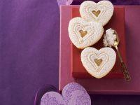 Lemon Heart Cookies recipe