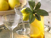 Lemon Liqueur recipe