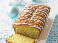 Lemon Loaf Cake with Icing recipe