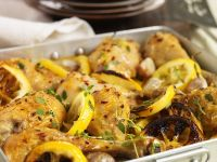 Lemon Roast Chicken recipe