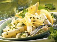 Lemon Salsify recipe