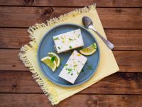 Lemon Slices with Pudding recipe
