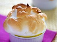 Citrus Meringue Pudding recipe