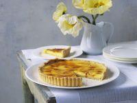Lemon Tart with Caramel recipe