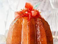 Lemon Yeast Cake with Limoncello Glaze recipe