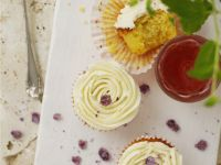 Lemon Yoghurt Cupcakes with Cream Cheese Frosting recipe